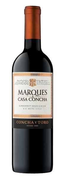 Vinho Tinto Chileno Marques de Casa Concha Cabernet Sauvignon 750ml