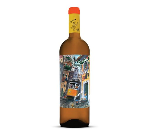 Vinho Branco Português Porta 6 750ml