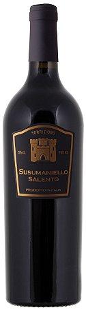 Vinho Torri D´oro Susumaniello Salento 750ml Tinto Italiano