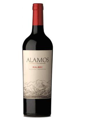 Vinho Tinto Argentino Alamos Malbec 2017 750ml