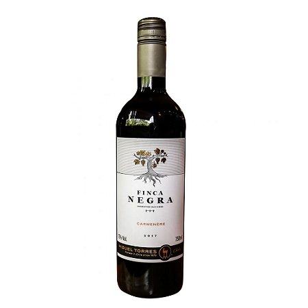 Vinho Tinto Chileno Miguel Torres Finca Negra - Carmenere 750mL