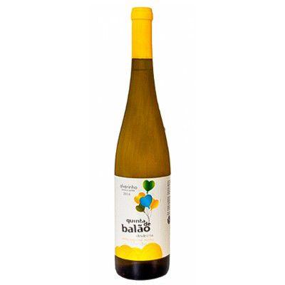 Vinho Branco Português Quinta de Balão - Alvarinho - 2019