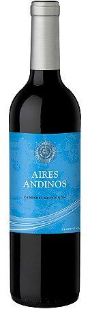 Vinho Tinto Argentino Aires Andinos - Cabernet Sauvignon - 2020 - 750ml