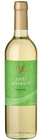 Vinho Branco Argentino Aires Andinos - Torrontes - 2020 - 750ml