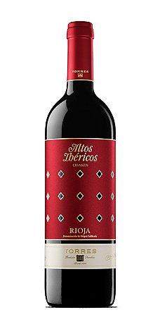 Vinho Tinto Espanhol Altos Ibéricos - Crianza - 2016 750ml