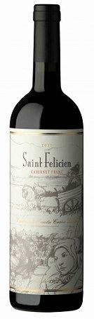 Vinho Tinto Argentino Saint Felicien - Catena Zapata - Cabernet Franc - 2017 - 750ml