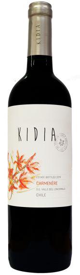 Vinho Tinto Chileno Kidia Carmenère - 2019 750ml