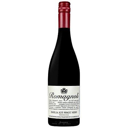 Vinho Tinto Italiano Romagnoli Emilia Pinot Nero  IGT 750mL