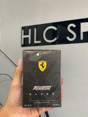Perfume Black Ferrari Fragrances 125ml