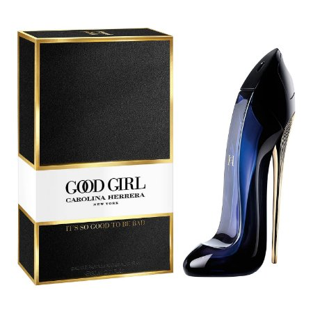 Perfume Carolina Herrera Good Girl 80ml Feminino Eau de Parfum