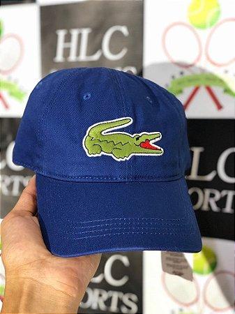 Lacoste Big croc Azul