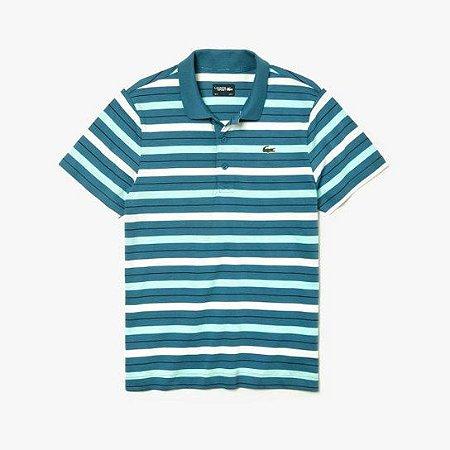 Lacoste Polo Sport azul