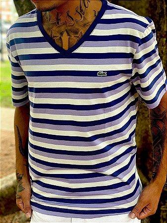 Lacoste Camiseta Listrada