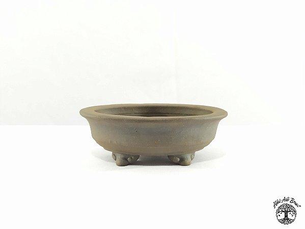 Vaso Oval  Jorge Ribas 9,5x7,5x2,5cm