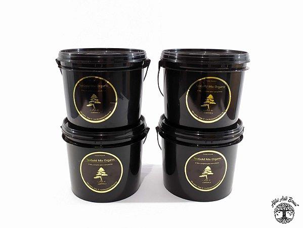 Kit Adubo TaeGold Mix Organic 4 kg