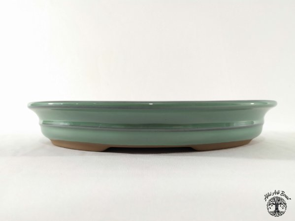 Vaso Oval Literato 26x19,5x5cm