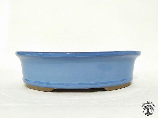 Vaso Oval Literato 34,5x27x9cm