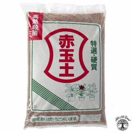 Akadama Japonesa Tam. Grande - 14 litros (12-18mm)