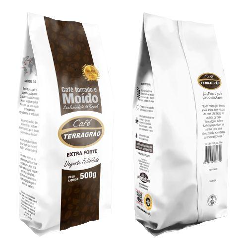 Promoções Em Compra Conjunta - Café TerraGrão Gourmet - Moído - 1 Tonelada