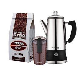 Promoção Kit Max Coffee Especial