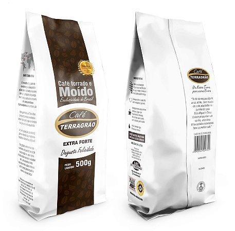 Surpreendente - Café moído Terra Grão Especial 500g
