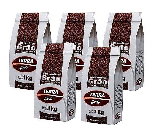 Promoção - Café Expresso Terra Grão Especial 5kg