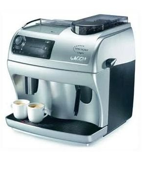 Oferta Incrível - Maquina de cafe Gaggia Syncrony Logic