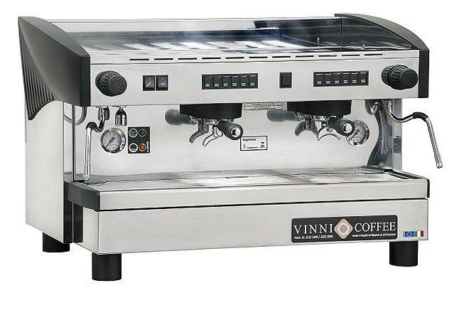 Máquina de Café Profissional Italiana Vinni Coffee