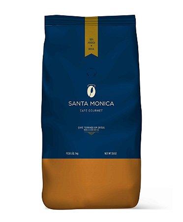 Café em grão Santa Monica Gourmet 01KG