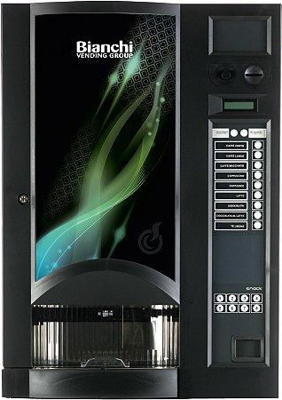 Bianchi Vending Machine BVM 931Para Locação - Maquina de Cafe Expresso Vending Machine Para Empresa, Padarias, Restaurantes