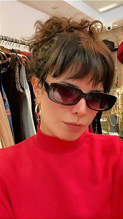 Óculos de sol vintage Retangular