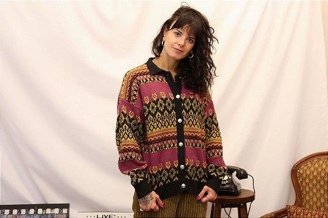 Cardigan de tricot Lausane (GG)