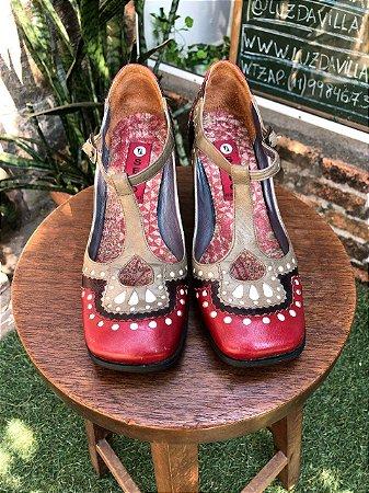 Sapato Boneca Selo (36)