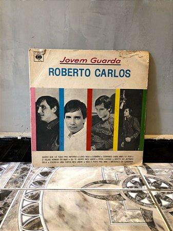 Disco Roberto Carlos - Jovem Guarda