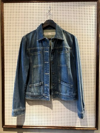 Jaqueta Jeans HRNG 1880 (M)