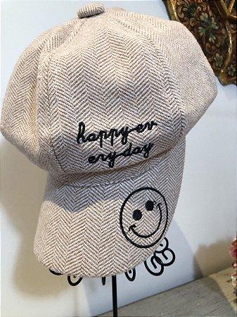 Boina estilo cap de lã