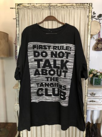 Camiseta Clube da Luta G