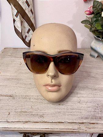 Óculos Vintage marrom