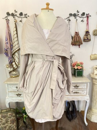 Casaco impermeável Trench Coat (42)