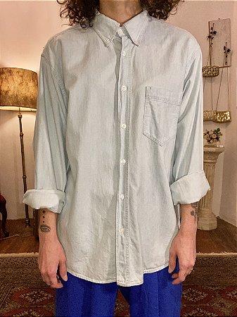 Camisa Jeans vintage (M)