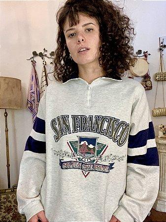 Moletom vintage San Francisco (XL)