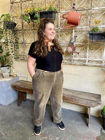 Calça vintage veludo cotelê (46)