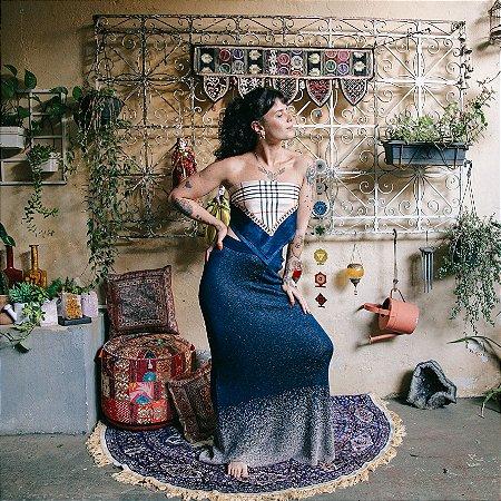 Saia Longa tricot Cecilia Prado (M)
