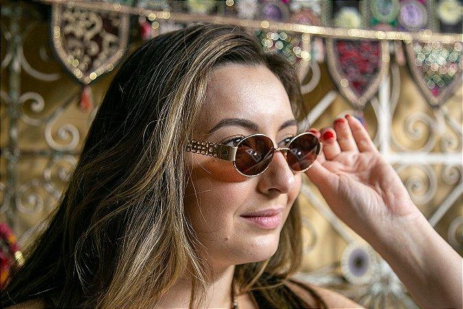 Óculos de sol vintage Carolina herrera