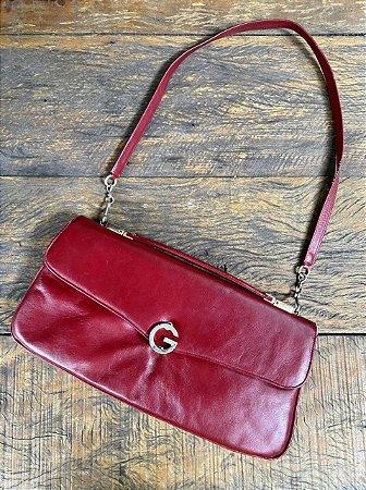 Bolsa vintage Carteiro Couro