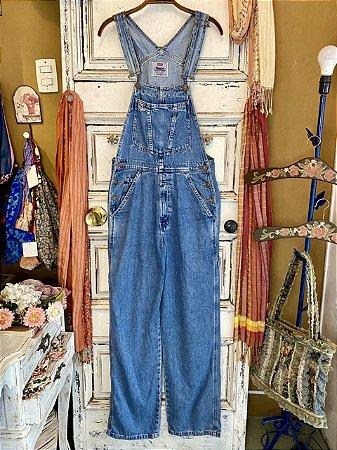 Macacão vintage Jeans Levi's (XS)