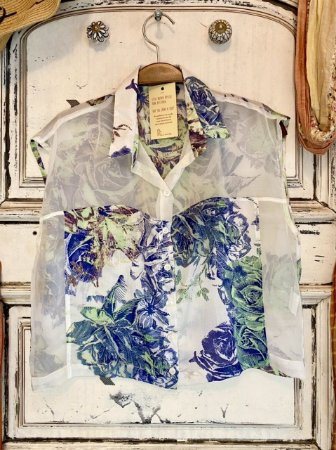Camisa cropped Muscle Tee Xpto (M)
