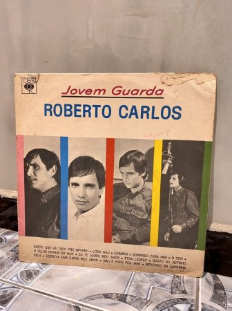Jovem Guarda Roberto Carlos