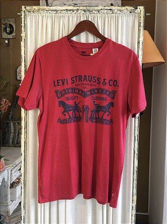 Camiseta Levi Strauss & Co. (G)