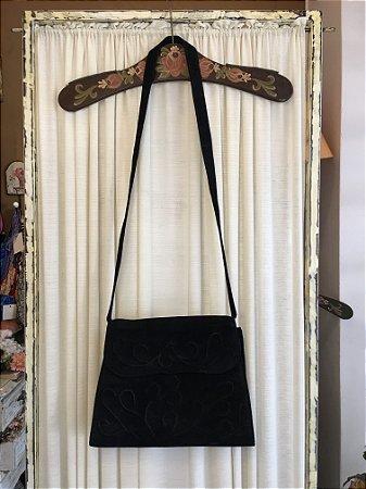 Bolsa vintage Camurça